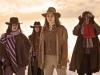 (L-R) Kat Letwin, Renita Fillatre, Bebe Templeton and Cat Oliver star in SLOW BURN. photo by Christine Chew